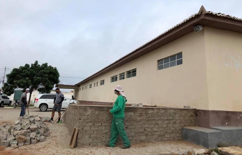 Prefeitura de Cubati inicia construção de uma nova Ala Ambulatorial