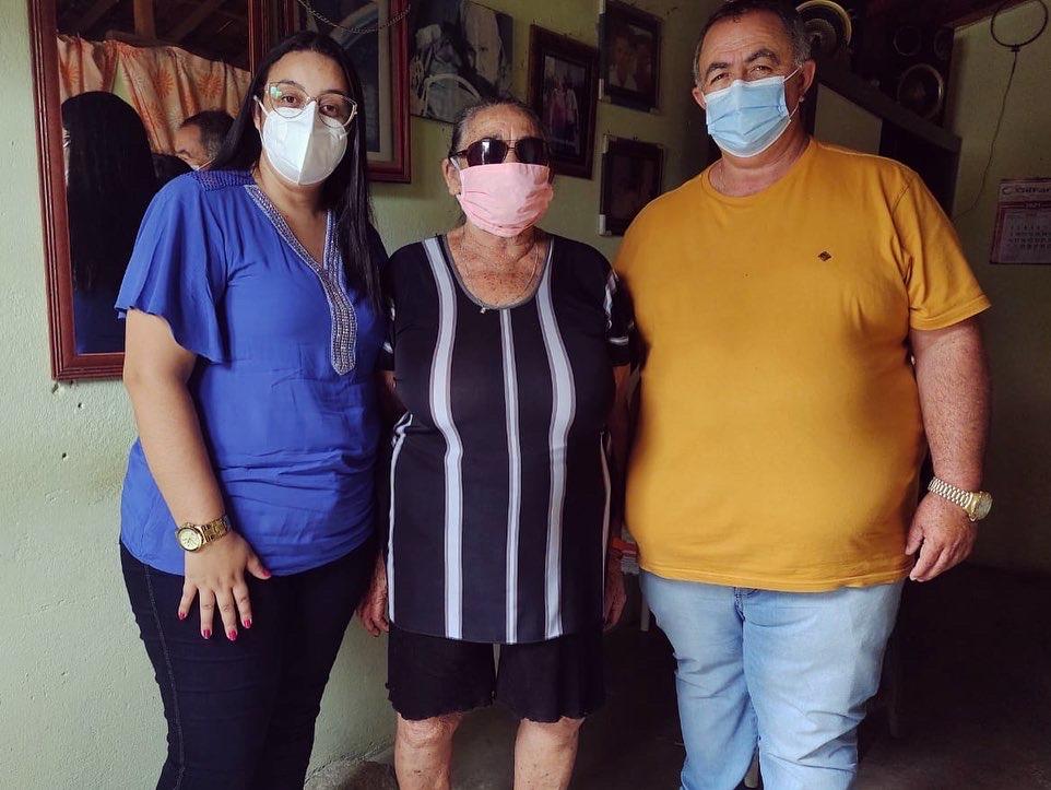 Gestão municipal de Cubati presta assistência a pacientes que passaram por cirurgias oftalmológicas