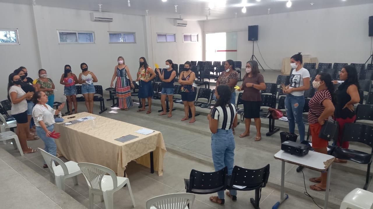 SMAS em parceria com a SEMDH/PB realizam roda de conversa visibilizando investimentos para as mulheres de Cubati